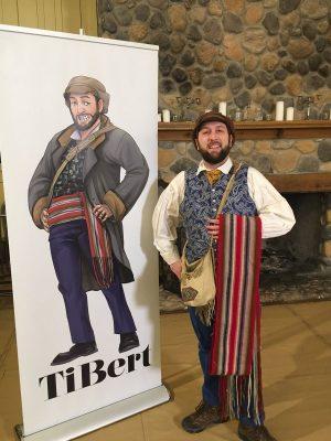TiBert le Voyageur work sample